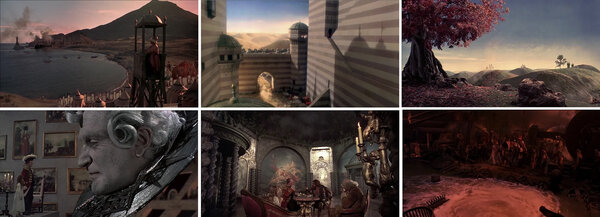 """Les Aventures du baron Münchausen"" (Terry Gilliam, 1988)"
