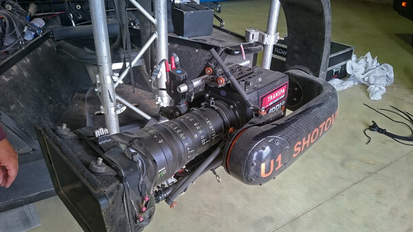 Shotover G1 on all-road Quad