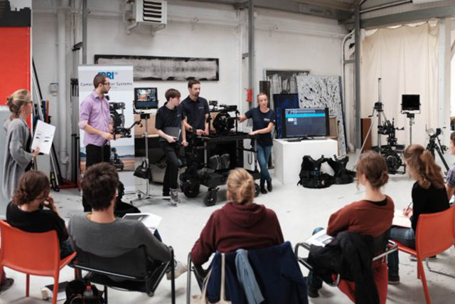 Workshop AOA Arri Maxima
